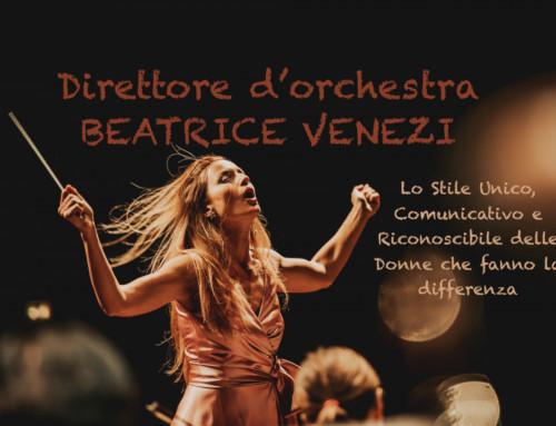 """""""Sul podio niente gonna!"""". Beatrice Venezi: una donna che cambia le regole"""